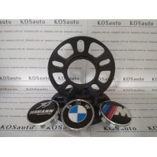 Проставки колесные для  BMW 15 мм.   PCD 5x120  DIA 72.6  Облегченные