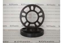 Проставки колесные для  BMW 25 мм.   PCD 5x120  DIA 74.1  Облегченные