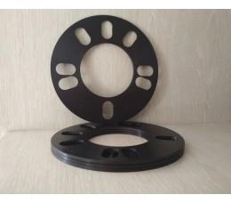 Проставки на колеса - универсальные 3 мм (4*98 - 5*120)