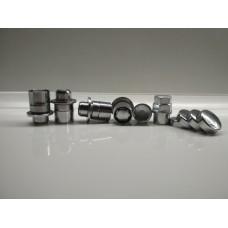 Секретные гайки 12х1.5х37 Прессшайба. C кольцом. Toyota, Lexus, Mitsubishi.