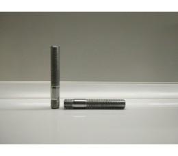 Шпилька колесная М12х1.5х80 мм. Резьбовая. Вкручиваемая.
