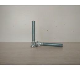 Шпилька колесная забивная М12х1,5х75мм  Шлиц 12.3 мм. Удлиненная