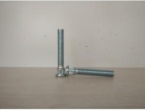 Шпилька колесная забивная М12х1,5х75мм  Шлиц 13 мм. Удлиненная